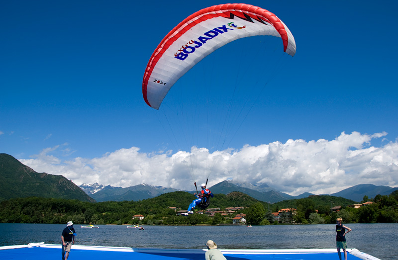 WAG 2009 - paragliding accuracy