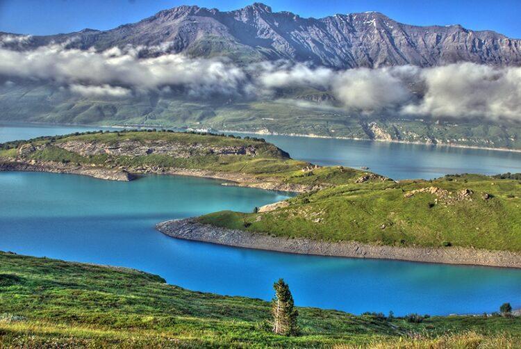 Mont Cenis lake