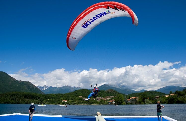 WAG 2009 – paragliding accuracy