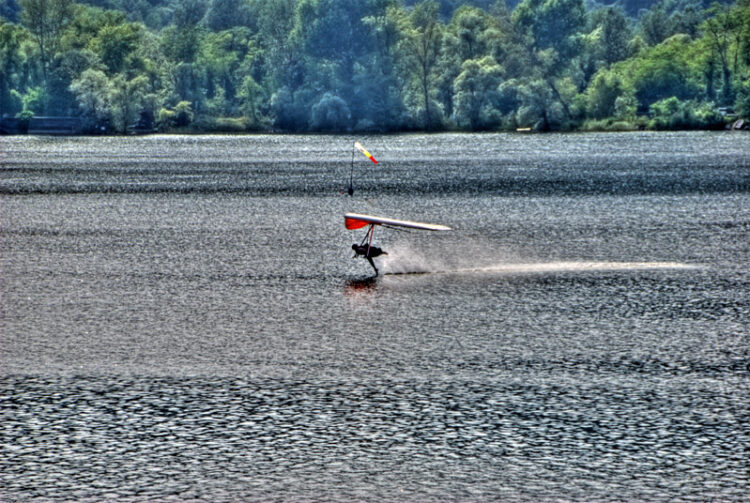 WAG 2009 – hang gliding speedrun