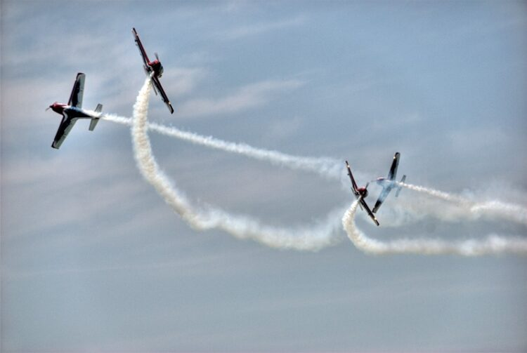 WAG 2009 – airshow